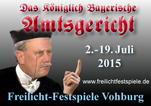 Das Königlich Bayerische Amtsgericht
